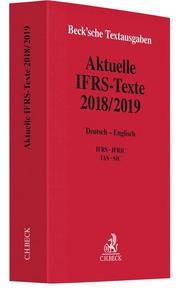 Aktuelle IFRS-Texte 2018/2019