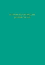 Bitburger Gespräche Jahrbuch 2018