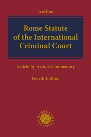 Rome Statute of the International Criminal Court