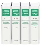 Münchener Handbuch zum Arbeitsrecht Gesamtwerk
