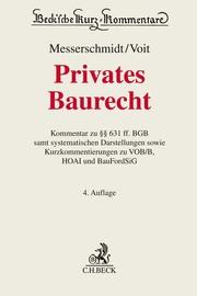 Privates Baurecht