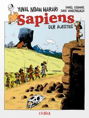 Sapiens - Cover