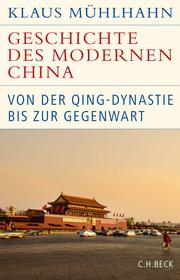 Geschichte des modernen China - Cover