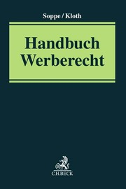 Handbuch Werberecht