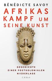 Afrikas Kampf um seine Kunst - Cover