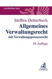 Allgemeines Verwaltungsrecht - Cover