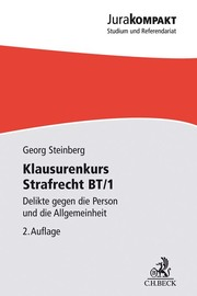 Klausurenkurs Strafrecht BT/1