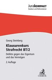 Klausurenkurs Strafrecht BT/2