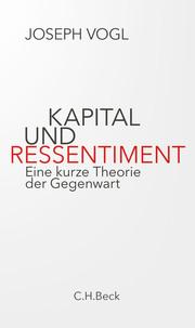 Kapital und Ressentiment - Cover