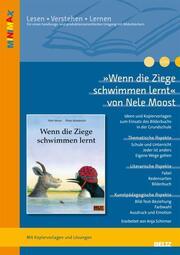 'Wenn die Ziege schwimmen lernt' von Nele Moost und Pieter Kunstreich