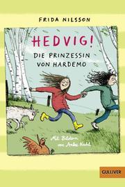 Hedvig! Die Prinzessin von Hardemo - Cover