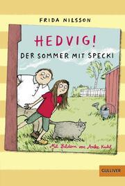 Hedvig! Der Sommer mit Specki - Cover