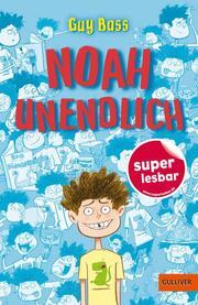Noah Unendlich - Cover