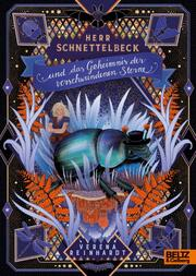 Herr Schnettelbeck und das Geheimnis der verschwundenen Sterne - Cover