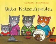 Unter Katzenfreunden - Cover