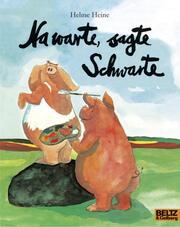 Na warte, sagte Schwarte - Cover