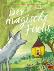 Der magische Fuchs - Cover