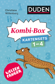 Kartenset-Kombibox (Wörter und Zahlen)