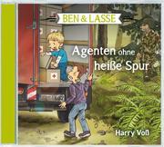 Ben & Lasse - Agenten ohne heiße Spur. Hörbuch - Cover