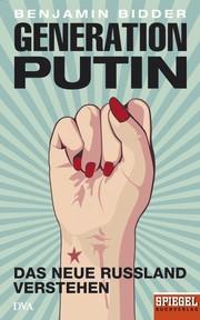 Generation Putin - Cover