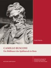 Der Bildhauer Camillo Rusconi