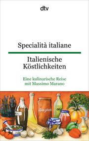 Specialità italiane/Italienische Köstlichkeiten - Cover