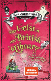 Der Geist in der British Library und andere Geschichten aus dem Folly - Cover