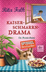 Kaiserschmarrndrama - Cover