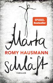 Marta schläft - Cover