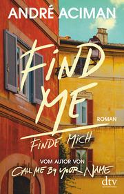 Find Me, Finde mich - Cover
