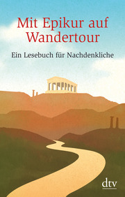 Mit Epikur auf Wandertour - Cover