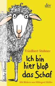 Ich bin hier bloß das Schaf - Cover