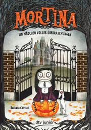 Mortina - Ein Mädchen voller Überraschungen - Cover