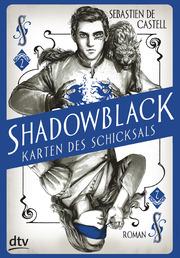 Shadowblack - Karten des Schicksals - Cover