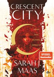 Crescent City - Wenn das Dunkel erwacht - Cover