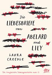 Die Liebesbriefe von Abelard und Lily - Cover
