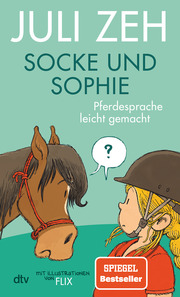 Socke und Sophie - Pferdesprache leicht gemacht - Cover
