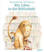 Ein Löwe in der Bibliothek! - Cover