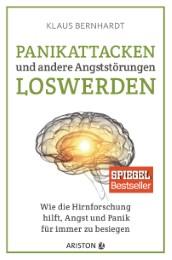 Panikattacken und andere Angststörungen loswerden - Cover