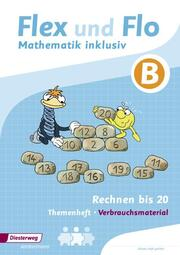 Flex und Flo - Mathematik inklusiv - Cover