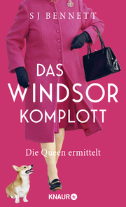 Das Windsor-Komplott - Cover