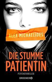 Die stumme Patientin - Cover