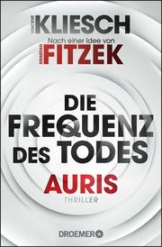 Die Frequenz des Todes - Auris - Cover