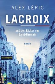 Lacroix und der Bäcker von Saint-Germain - Cover