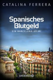 Spanisches Blutgeld - Cover