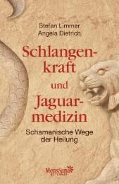 Schlangenkraft und Jaguarmedizin - Cover