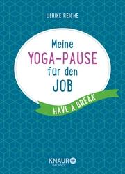 Meine Yoga-Pause für den Job - Cover