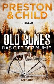 Old Bones - Das Gift der Mumie - Cover