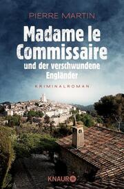 Madame le Commissaire und der verschwundene Engländer - Cover