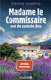 Madame le Commissaire und die panische Diva - Cover